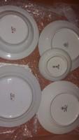 Háborús német tányérok
