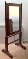 Biedermeier álló tükör