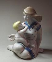 Régi orosz retro  porcelán