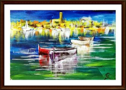 Czinóber - Csillanó csónakok