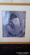 Picasso Női akt