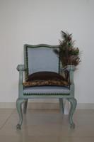 Ónémet karfás szék - a visszafogott elegancia!