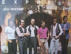 Express Jöjj hozzám c. nagylemeze