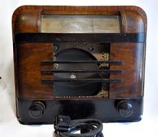Antik Orion 933 fa dobozos asztali rádió