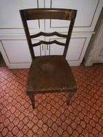 Régi antik szék felújitásra ,Restaurálásra !!