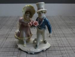 Német Karl Ens porcelán