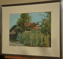 Redő Ferenc (1913-1976) : Mártély