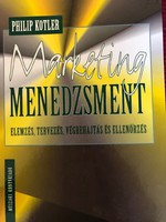 Marketingmenedzsment - Philip Kotler