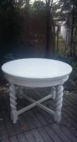Provence antik asztal