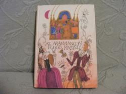 Az aranyláncon függő kastély - francia, olasz, spanyol, portugál mesék - 1977-es kiadás
