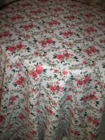 Csodaszép különleges vintage rózsás dekor függöny 2 darab