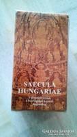 SAECULA HUNGARIAE Válogatott írások a honfoglalás korától napjainkig