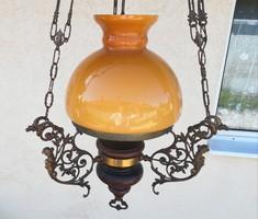 Gyönyörű lüszter lámpa, hibátlan állapotban!