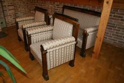 Biedermeier Fotelok, Fotelpár