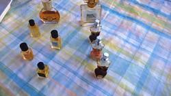 Retro mini parfümök és üvegek eladók gyűjtőknek 3.