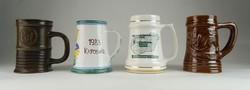 0R692 Promóciós ajándék porcelán söröskorsó 4 db