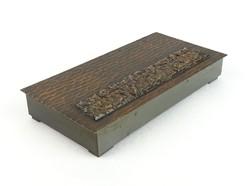 0R843 Iparművészeti LIGNIFER kártyadoboz