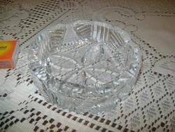 Ólomkristály hamutál