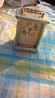 London Clock szép quartz asztali óra made Germany