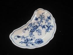Meisseni csontos tányér 17cm
