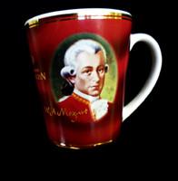Bécsi Mozart csokis bögre 3.