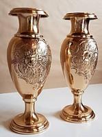 Antik réz váza