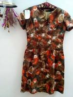 Eredeti 50-es évekbeli, egyedi varratott ruha