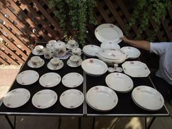 6 sz. Gránit étkészlet + teáskészlet