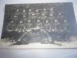 Régi katonai képeslap