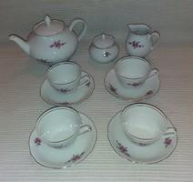 Colditz német porcelán