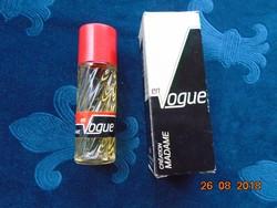 """""""En vogue-creation MADAME""""vintage EDT 1990-ből a Taxor Berlin-Wien cégtől dobozzában 25 ml"""
