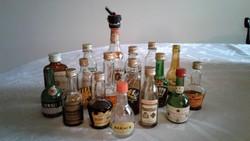 Mini üveg gyűjtemény