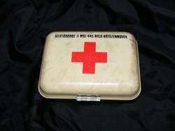 Régi mentődoboz