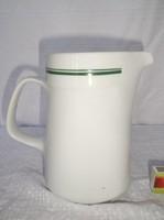 Porcelán - Alföldi - JELZETT -  kancsó 2 liter - hibátlan