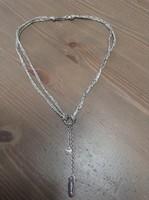MOLECOLE design ezüst nyaklánc