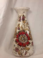 Elio Schiavon kerámia váza a '70-es évekből jelzett