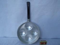 Fém - alumínium tarkedli sütő 19 x 5 cm