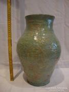 Gádor István kerámia váza 33x23 cm