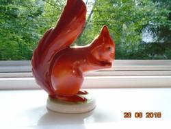 Hibátlan Hollóházi mókus