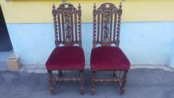 2 antik szék