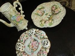 Capodimonte  porcelánok