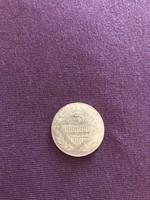 1960-as ezüst 5 schilling