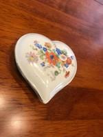 Drasche szív alakú bonbonier.