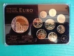 Euro sor taróban