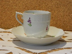 Antik Herendi kávés csésze.