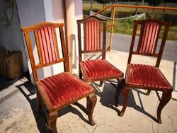 Neobarokk székek!