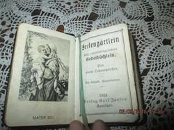 Mini imakönyv