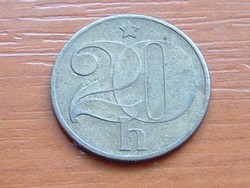 CSEHSZLOVÁKIA 20 HALERU 1983