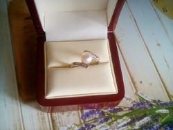 Csodás ezüst gyűrű