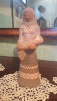 Anyaság, Majorossy Sarolta kerámia szobra
